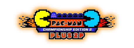 PAC-MAN CHAMPIONSHIP EDITION 2 PLUS 2P